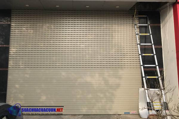 Sửa cửa cuốn tại Đà Nẵng