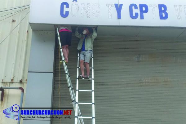 Sửa cửa cuốn tại Hà Nam
