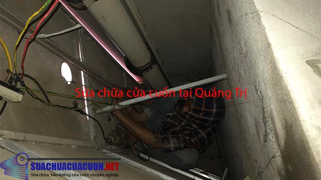 Sửa chữa cửa cuốn tại Quảng Trị