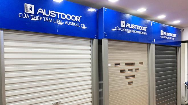 Vì sao cửa cuốn Ausdoor tốt nhất tại Việt Nam